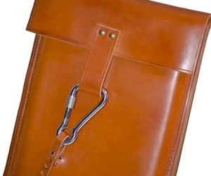 Palmer & Sons - Leather MacBook Sleeve