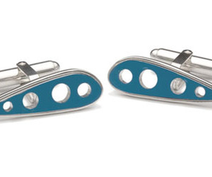 Pan Am Boeing 707 Recycled Cufflinks