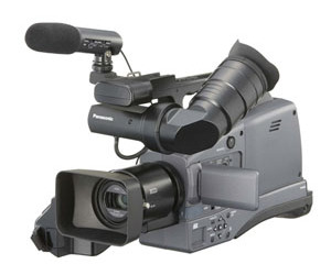 Panasonic Camcorder with 12x Optical Zoom