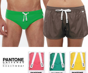 Pantone Beachwear For A Designer Summer