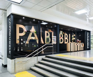 Papabubble Candy Shop in Tokyo by Torafu Architects