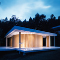 Paper House By Shigeru Ban Architects