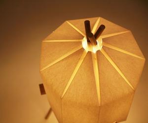 Bamboo Paper Lamp