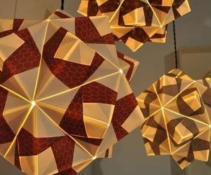 Paper Pendant Lamps