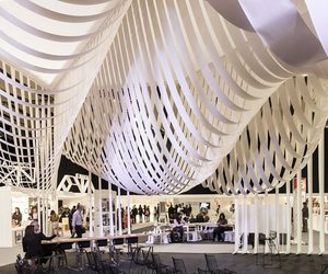 Paper Space installation by Studio Glowacka