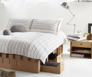 Paperpedic Bed by Karton Group Lzion  ( VIDEO)