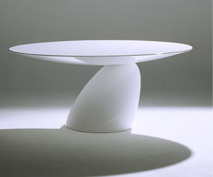 Parabel Sculptural Dining Table by Eero Aamio