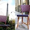 ParisLovesYou Chair by Laurent Corio for Maison Desalle