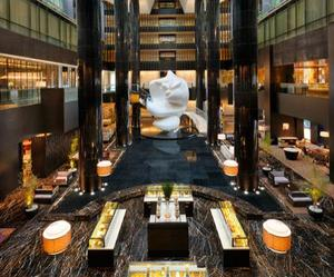 Park Hyatt Hyderabad by Hirsch Bedner Associates