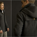 Parka Wool Coat | by Baron Wells