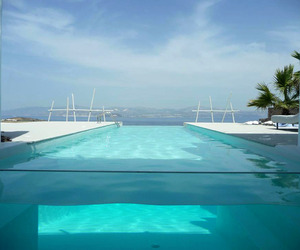 Paros Greece Home With Amazing Swimming Pool