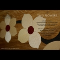 The Two Flowers Parquet Inlay | Pavex Parquet