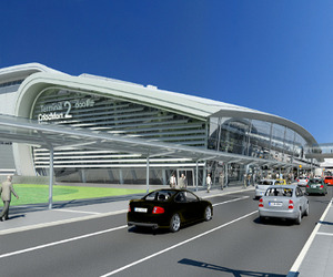 Pascall+Watson-designed terminal unveiled at Dublin Airport