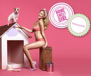 Passionata's 2013 Calendar and Ad Campaign