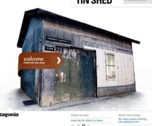 Patagonia: The Tin Shed