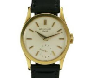 Patek Philippes Calatrava, a Vintage Timepiece