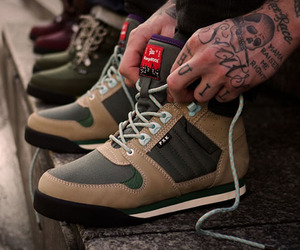 Patta x Kangaroos Hiking Boots