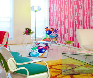 Patterns and Colors Collide in NYC Loft | Karim Rashid