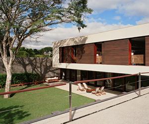 Pau Ferro House by Isay Weinfeld