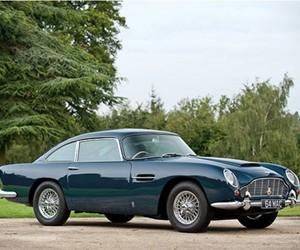 Paul McCartney's Aston Martin DB5