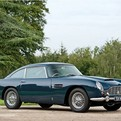Paul McCartney's Aston Martin DB5