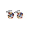 Paul Smith Button Metal Cufflinks