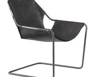 Paulistano Chair by Paulo Mendes da Rocha, 1957