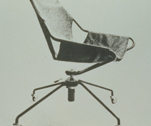 Paulistano Office Chair by Paulo Mendes da Rocha, 1957