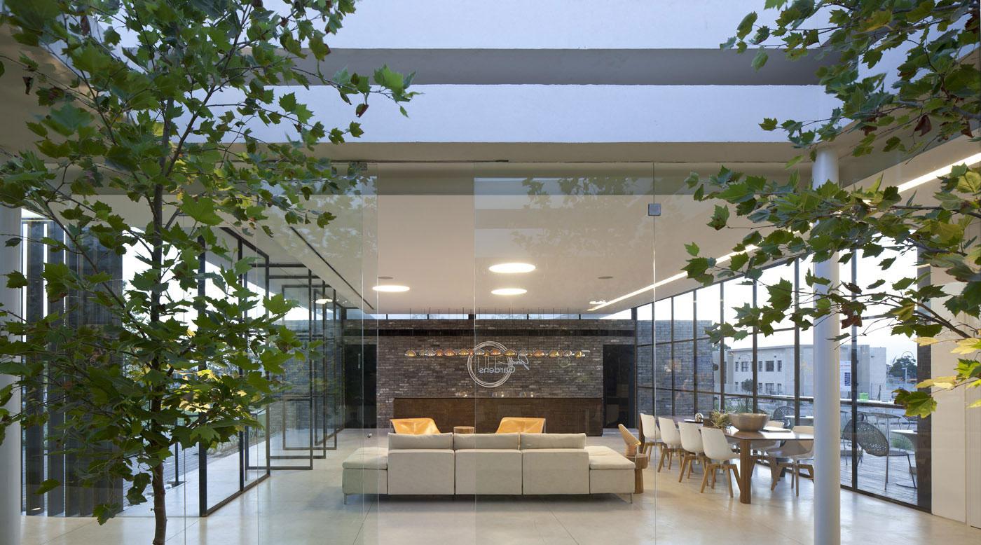 pavilion 2012 by pitsou kedem architects. Black Bedroom Furniture Sets. Home Design Ideas