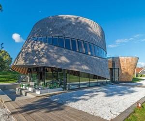 Paviljoen Puur at Fort Diemerdam by Emma Architecten