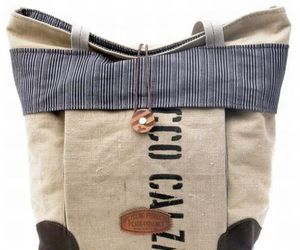 Peace4you Designs Eco-friendly Bag from Recycled Material