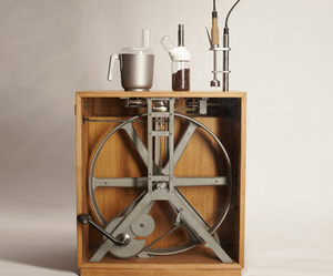 Pedal-Powered Appliances