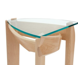 Pedestal Table #9 by Nico Yektai