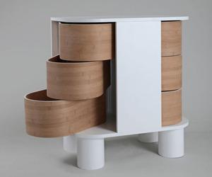 Peekaboo Dresser by Kaia Helene Lien Lisveen
