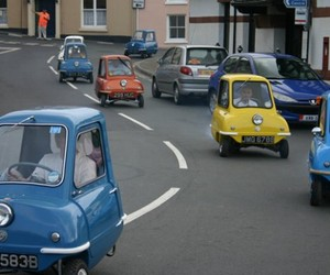 Peel Microcars
