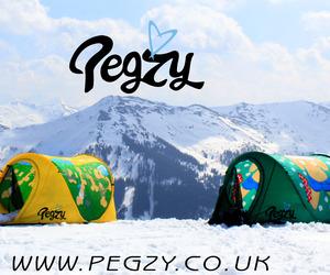 Pegzy Festival Tents