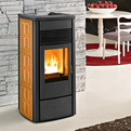 Pellet Stoves by MCZ