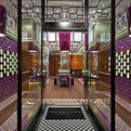 Penhaligon's shop in London by Christopher Jenner