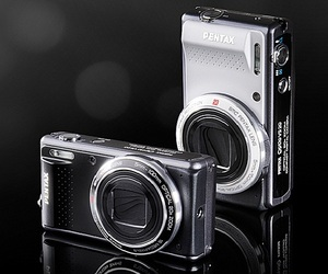 PENTAX Optio VS20 With 2X Shutter Buttons