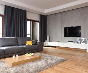 Penthouse in Mokotów by HOLA Design