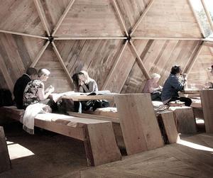 People Meeting Dome | Kristoffer Tejlgaard + Benny Jepsen