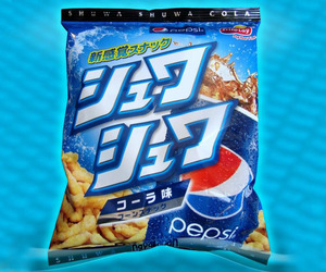 Pepsi-flavored Cheetos a new hit in Japan