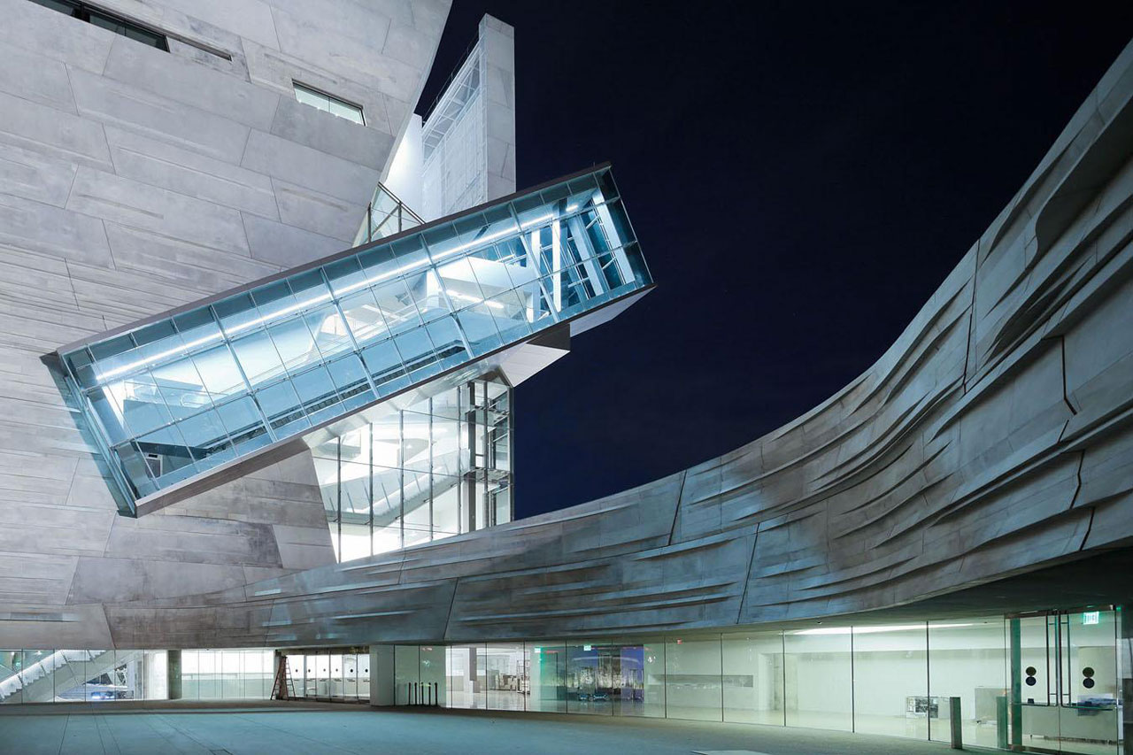 Perot Museum of Nature And Science Morphosis Perot Museum of Nature And