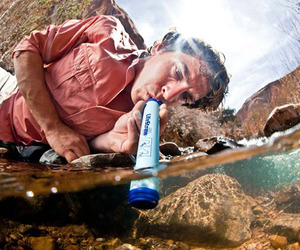 Personal Water Filter by LifeStraw
