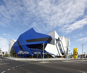 Perth Arena by ARM architecture