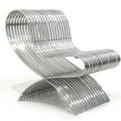 Petal Chair by Damian Barton