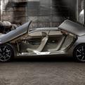 Peugeot HX1 Diesel Hybrid Concept