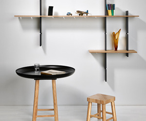 Phi 60, Shelving | Just in Case, Table/Stool