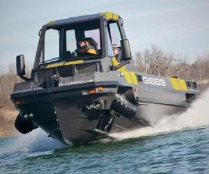 Phibian - Truck + Boat