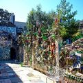 Philadelphia's Magic Garden Made out of Recycled Materials